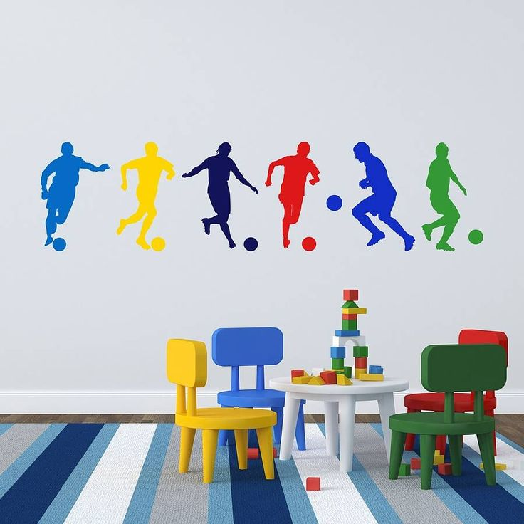 Boys Football Bedroom Ideas 68 best football themed bedroom ideas images on pinterest