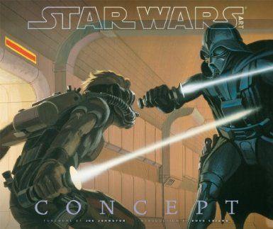 Star Wars Art: Concept (Star Wars Art Series): Amazon.co.uk: Joe Johnston, Lucasfilm Ltd, Ryan Church: Books