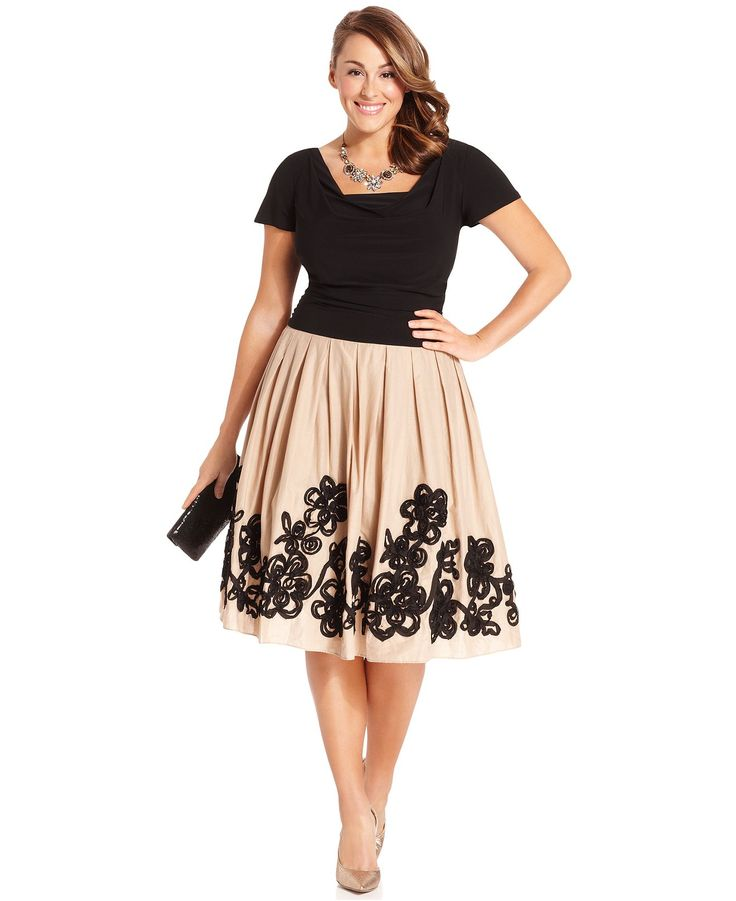 186 best images about dresses on pinterest scoop neck for Macy s wedding dresses plus size