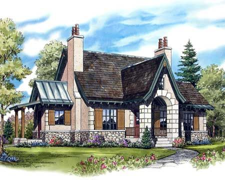 my favorite small home house plan