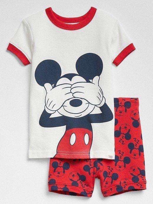 a0abda79304c Baby Gap Disney Mickey Mouse Infant PJ Pajama Short Sleeve Set 6-12 Months  NEW  fashion  clothing  shoes  accessories  babytoddlerclothing ...