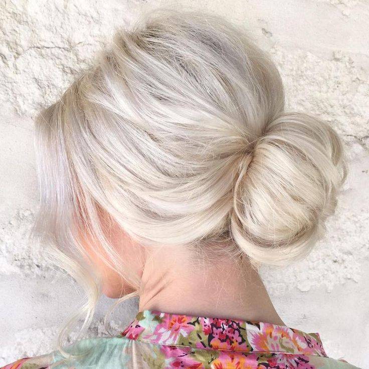 20 Volume-Boosting Sock Buns You'll Love to Try