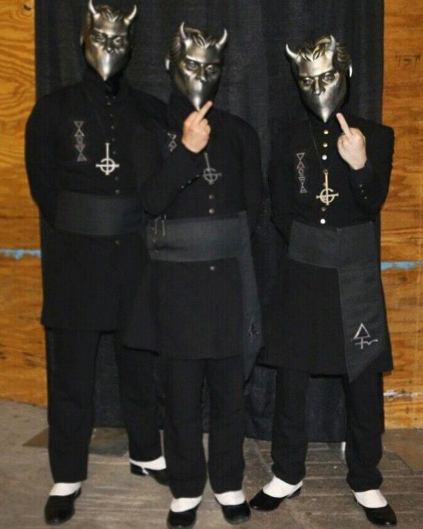 The adorable Nameless Ghouls X)