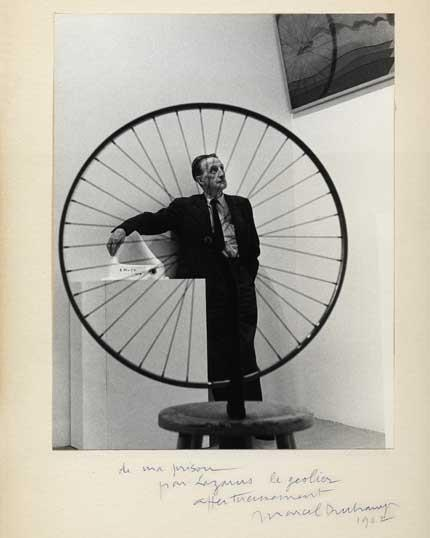 The life of an artist is like the life of a monk, a lewd monk if you like, very Rabelaisian. It is an ordination.  (Marcel Duchamp)