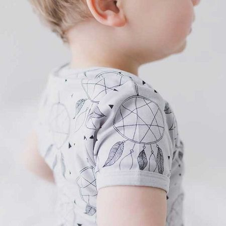 Joeyjellybean Dream Catcher All over T-shirt - Organic Baby Clothes