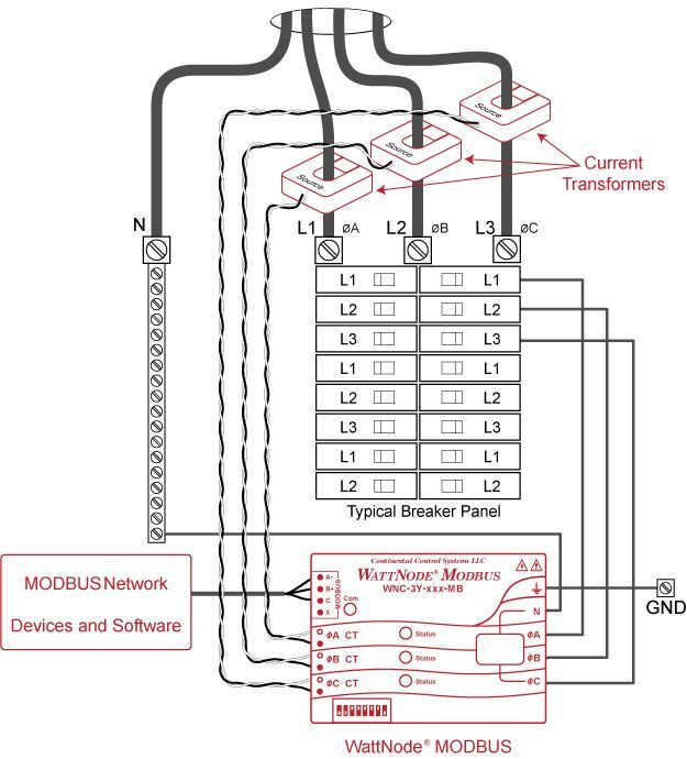 3 phase wiring diagram for house current transformer four phase wiring three phase wiring light #7