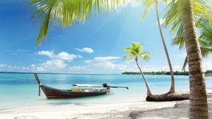 Dominikanska Republiken har fantastiska stränder.