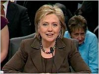 Talk about smart & powerful! Hillary Rodham Clinton, the Secretary of State, is definitely both.
