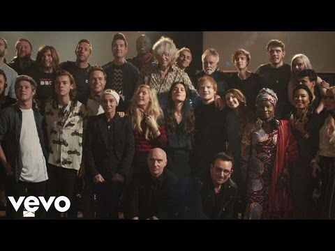 Do They Know It's Christmas? (2014) | Band Aid 30 | Christmas Music Videos