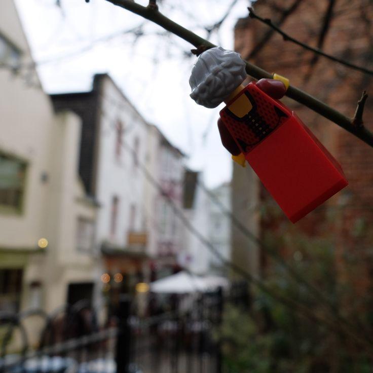 'hanging around' Windsor