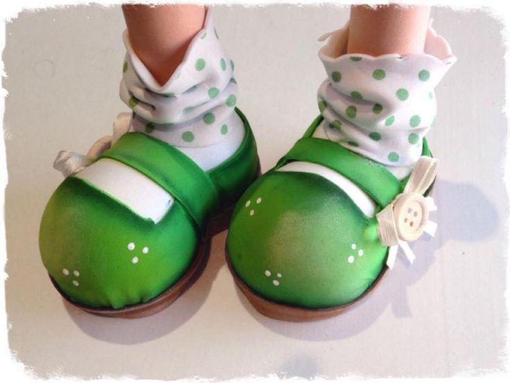 Zapatos fofucha