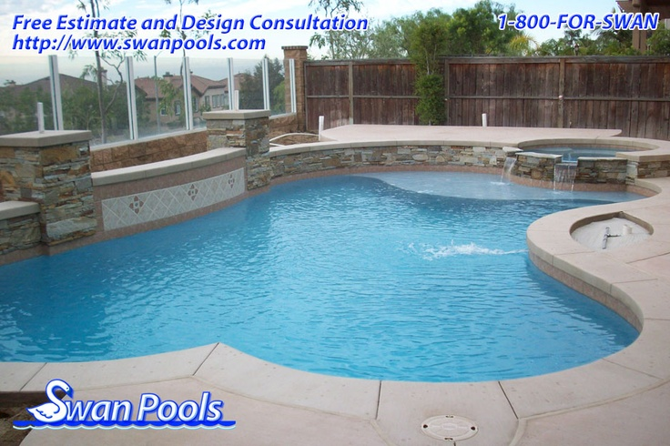 42 best Swan Pools_Aesthetics_Cantilever Coping images on Pinterest   Pools, Spa design and ...