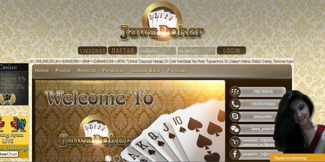 JAWAPOKER88 – Agen Poker Online, DominoQQ Terpercaya