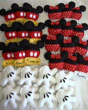 Agda Artes: Lembrancinha do Mickey e Minnie                                                                                                                                                      Mais