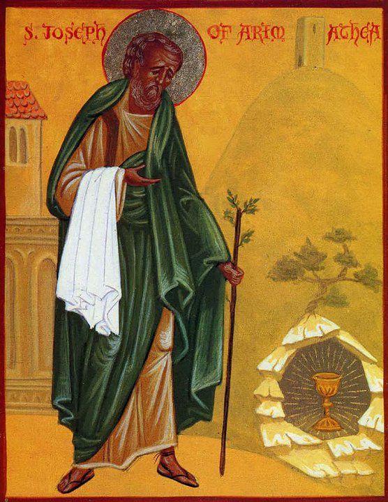 Joseph of Arimathea   St. Joseph of Arimathea…