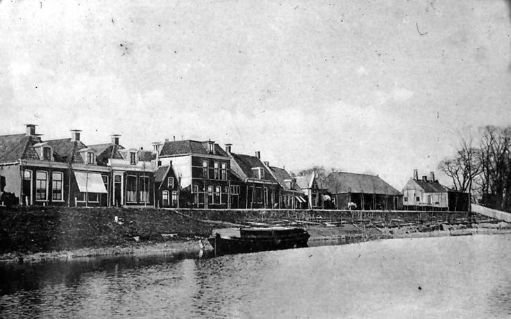 Zuiderbolwerk Dokkum (jaartal: 1960 tot 1970) - Foto's SERC