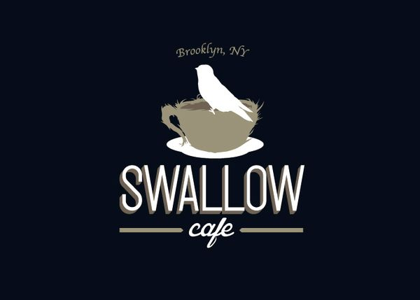 Swallow Cafe on Behance