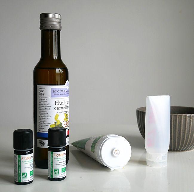 Comment Faire Un Gel Anti Bacterien Maison Pour Les Mains Gel