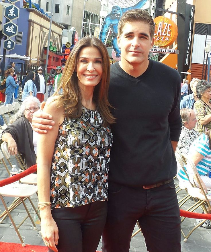 Kristian Alfonso and Galen Gering #Daysofourlives #DOOL (via @Lhleo8)