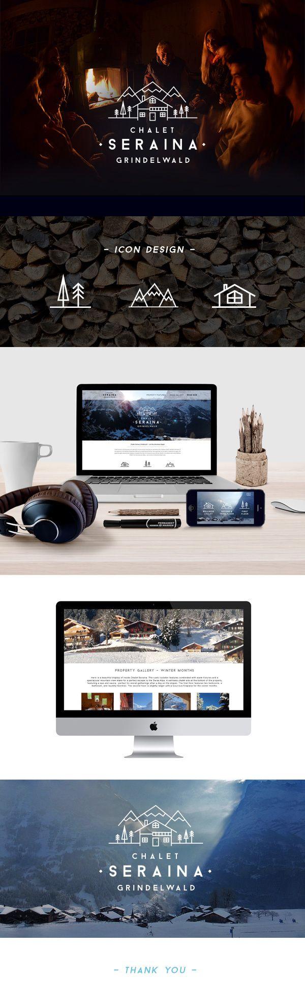 website design and logo development