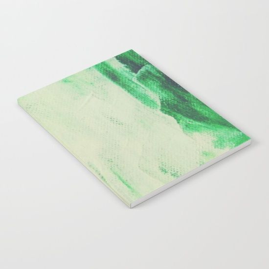 Mint Flavored Notebook