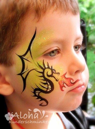 Kinderschminken Motive für Ihre Kinderparty! | FP ...