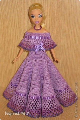 Куклы Вязание Мои куклы одежда для барышень и мадамов Нитки фото 1