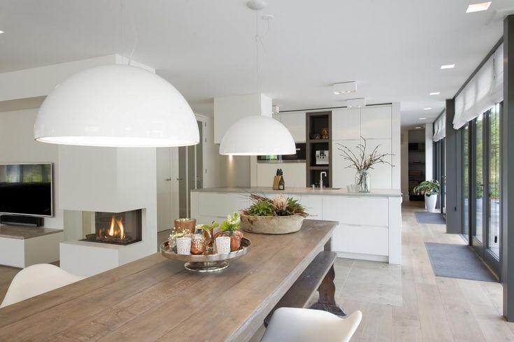 Stukwerk keuken | Stukadoorsbedrijf Frits Kool te Veenendaal voor wand- en plafondafwerking, pleisterwerk, sauswerk, beton look, frescolori