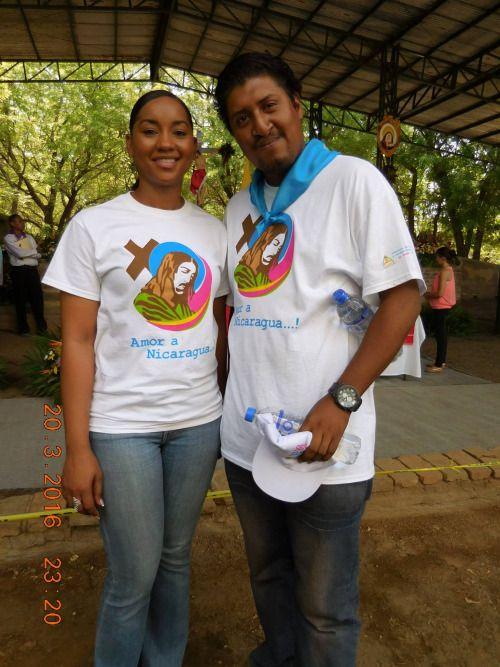 #Reporte_RNGTN La Co- Directora de INTUR Compañera Anasha Campbell, El Presidente Nacional de La Red Nacional de Guías Turísticos de Nicaragua Compañero Lester Martinez Durante la celebración de la Misa Campal en León Viejo evento realizado como apertura a la semana santa  #RNGTN  #RNGTN_LEÓN #VisitaLeónNcaragua #VisitaNicaragua #Conoce_Tú_Pais_Primero #Acepta_el_Reto_y_Aventurate  #RNGTN  RNGTN_LEÓN VisitaLeónNcaragua VisitaNicaragua…