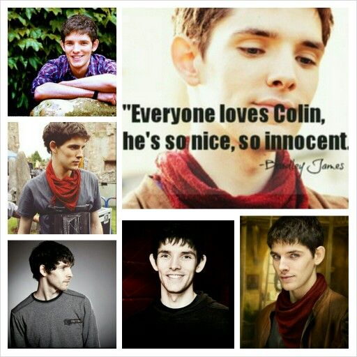 Merlin  Hahaha, that's a good Bradley quote!