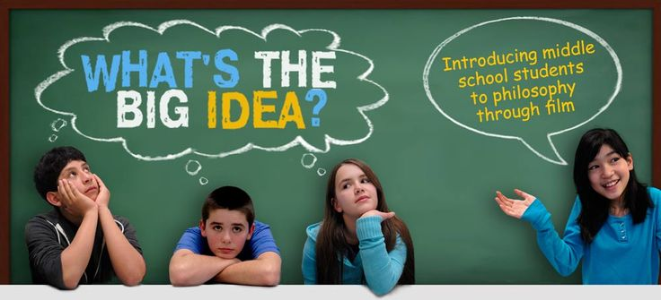 What's the Big Idea? | Teaching Philosophy through feature film clips