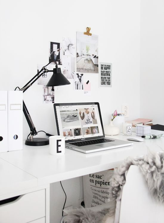 116 Best Desk And Study Space Inspiration Images On Pinterest | Study  Motivation, School Motivation And Spaces
