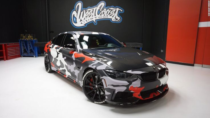 Photos: West Coast Customs' celebrity cars This BMW 4 Series Gran Coupe was customized for Yousef Erakat, the face of the popular fouseyTUBE YouTube channel.