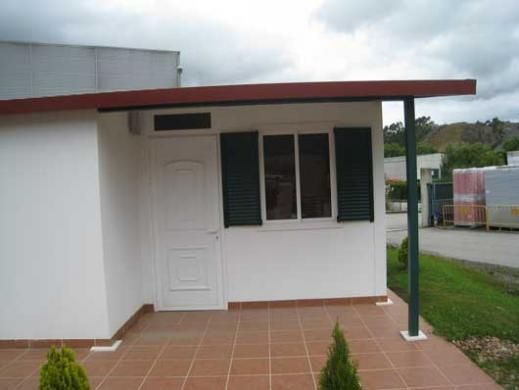 Casa prefabricada paneles 50m2 de la categoria casas - Casas de panel sandwich ...