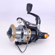 Fishing reels small reel front drag spinning fishing reel 9BB 5.2:1/5.5:1 feeder coil fishing tackle without fishing rod