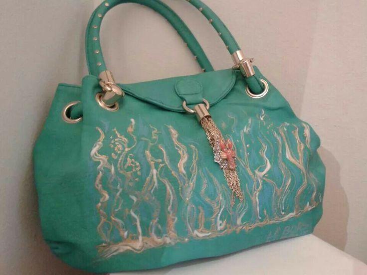 #holghinacreazioni #handmade #trend #outfit #bags #summer #shopping #art #italy #design