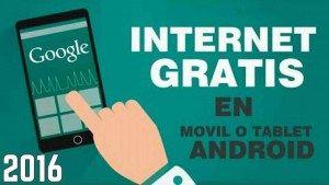 Como Tener Internet Gratis en el Móvil y Tablet http://blgs.co/eHqF2H