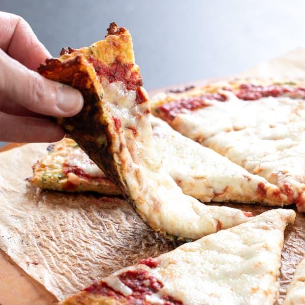 Zucchini Keto Pizza Recipe