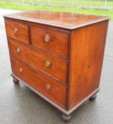 Victorian Mahogany Chest Of Drawers | 400859 | Sellingantiques.co.uk