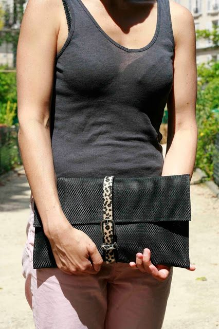 evening bag in 5 minutes