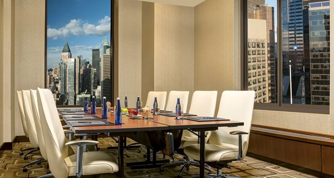 Hilton Times Square Hotel, New York, NY - Palace Room | NY 10036