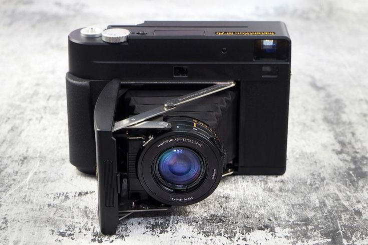 Wide-Format Instant Cameras