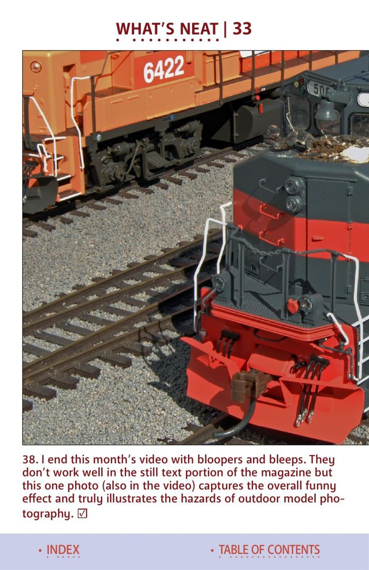Model Railroad Hobbyist magazine, available to model railroaders and model trains enthusists to read online completely free. Model Railroading Advertiser-supported.