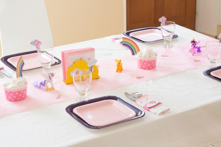 anniversaire my little pony ideas party pinterest bricolage poneys et mon petit poney. Black Bedroom Furniture Sets. Home Design Ideas