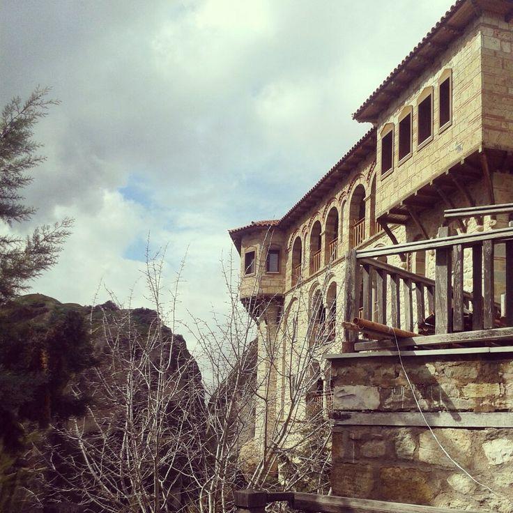 The Varlaam Monastery.