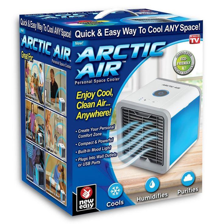 Arctic Air Conditioner Arctic air, Air cooler, Portable