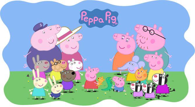 peppa pig desktop wallpaper free 19408 Images Fairy