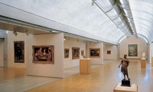 Kimbell Art Museum by Louis Kahn