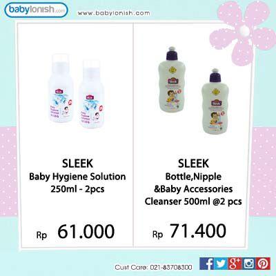 Dapatkan berbagai produk sleek di babylonish.com  Gratis ongkir Jabodetabek.