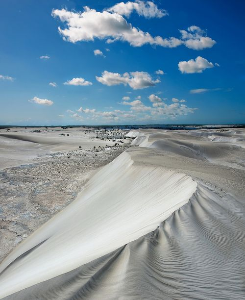 Lancelin Sand Dunes  just had to play on these :-)| Western Australia (by Tati@)